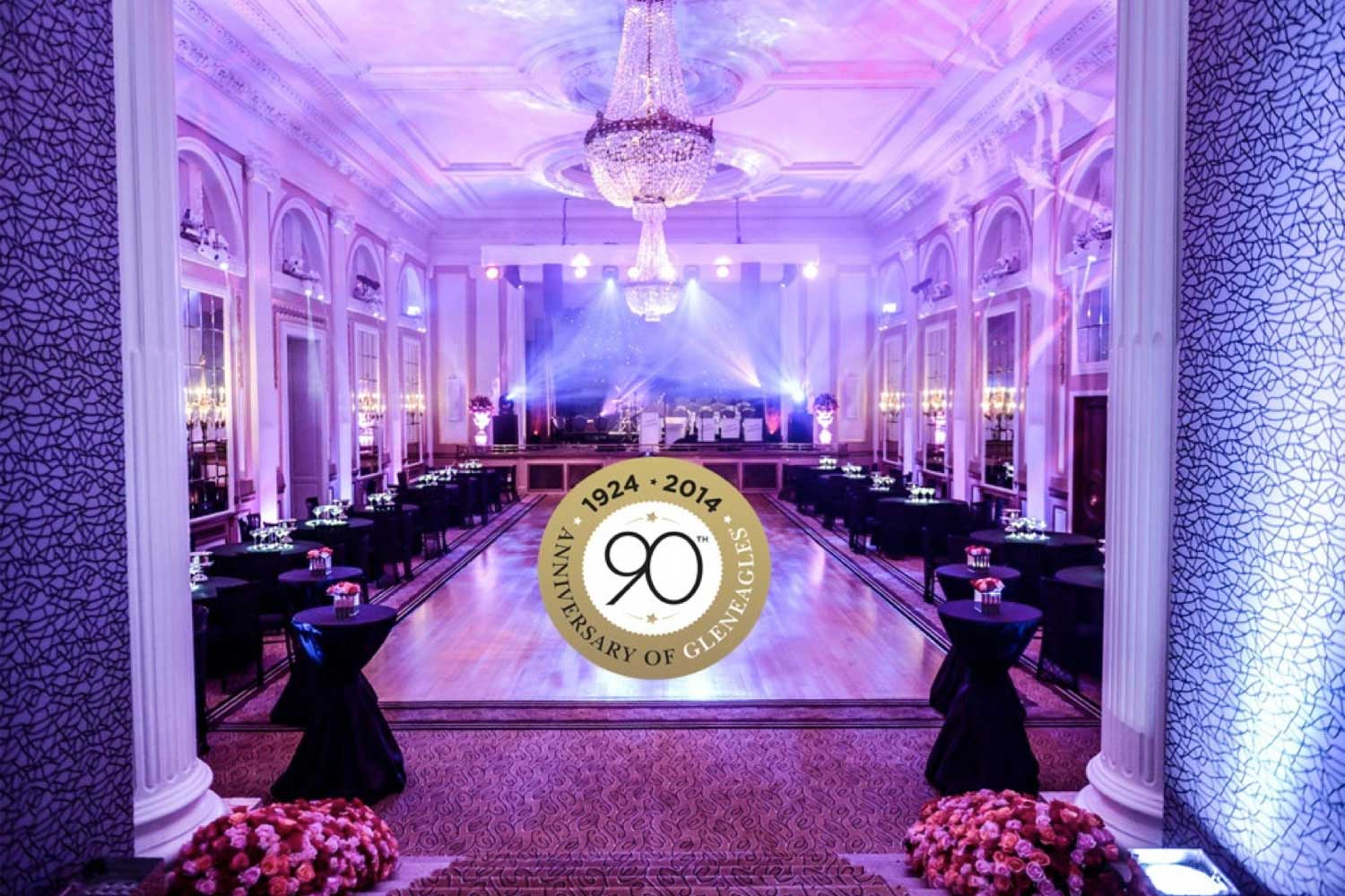 Anniversary At Gleneagles, Creative Platform, Prestigious Star Awards