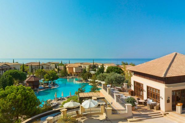 Aphrodite Hills Resort, The Creative Platform Presentation