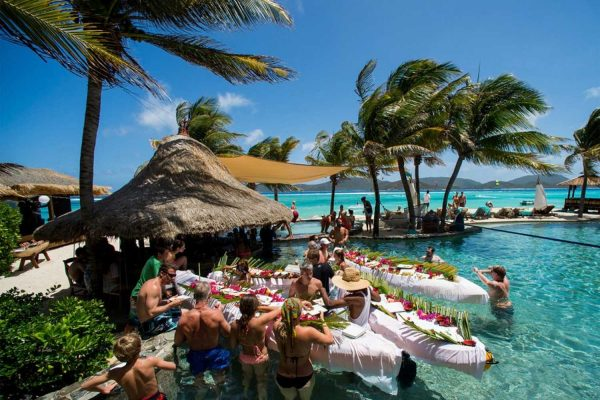 Event At Necker Island, Prestigious Venues