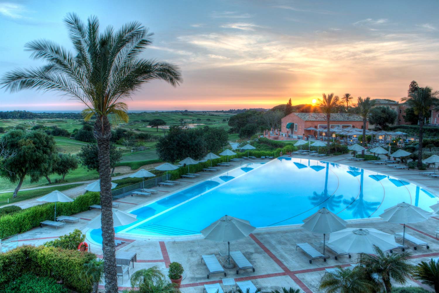 Events at Donnafugata Golf Resort & Spa, Prestigious Venues