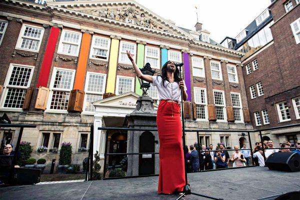 Gay Pride Cocktail, Sofitel Legend The Grand Amsterdam, The Creative Platform