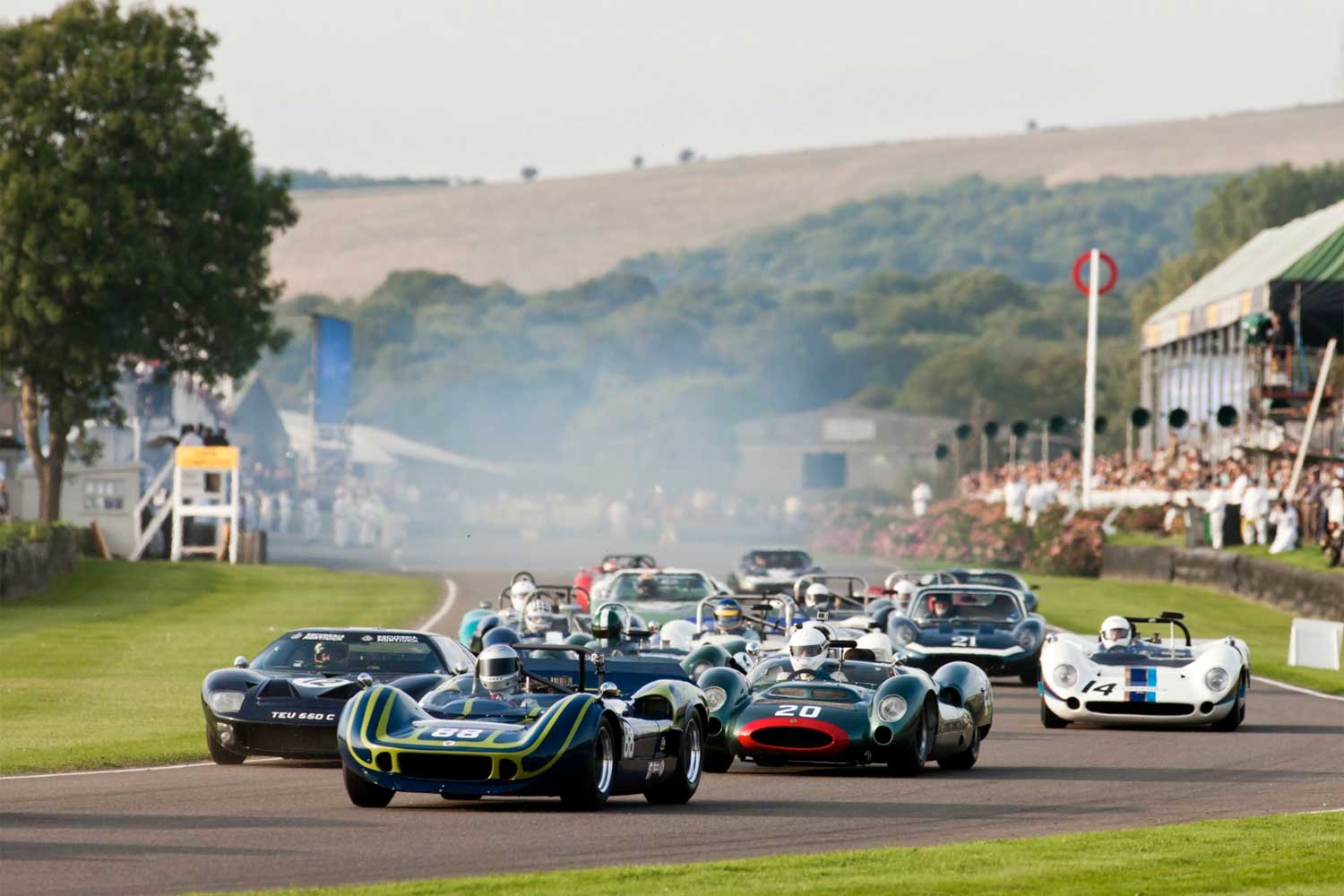 Goodwood Revival, The Creative Platform, Prestigious Star Awards