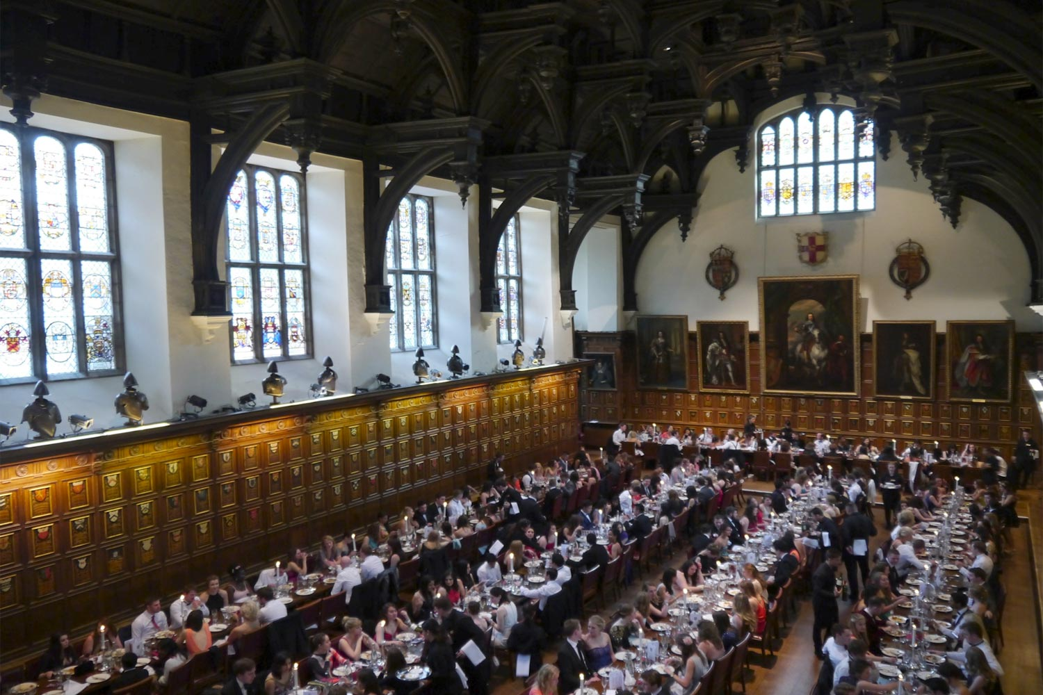 King's College Summer Ball, Middle Temple Hall, Creative Platform