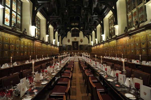 Middle Temple Hall, Creative Platform Presentation