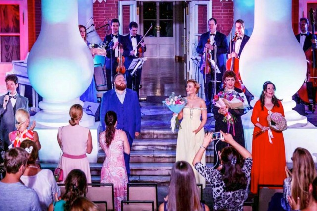 Night Of Opera At Petroff Palace