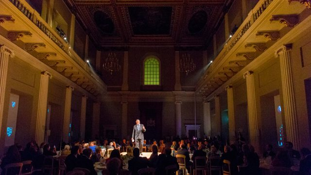 Dear World, Best Cambridge – University of Cambridge Alumni Dinner