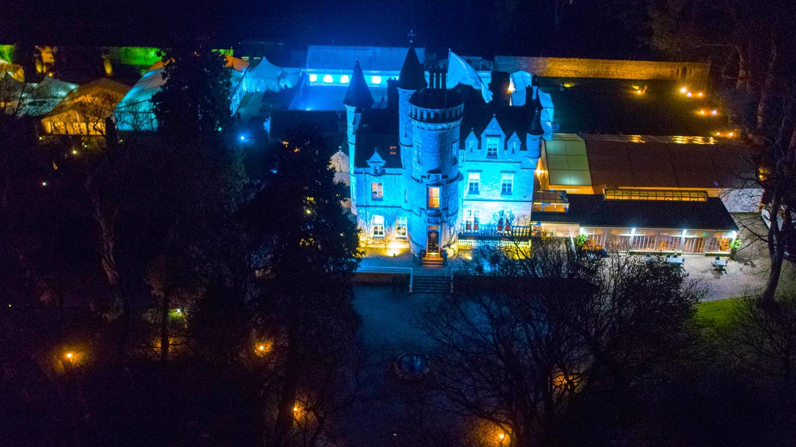 Carlowrie Castle, Scotland, Prestigious Venues