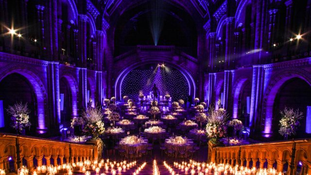 Hintze Hall Re-Opening