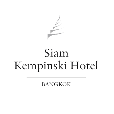 Siam Kempinski Hotel Bangkok Logo, Prestigious Venues