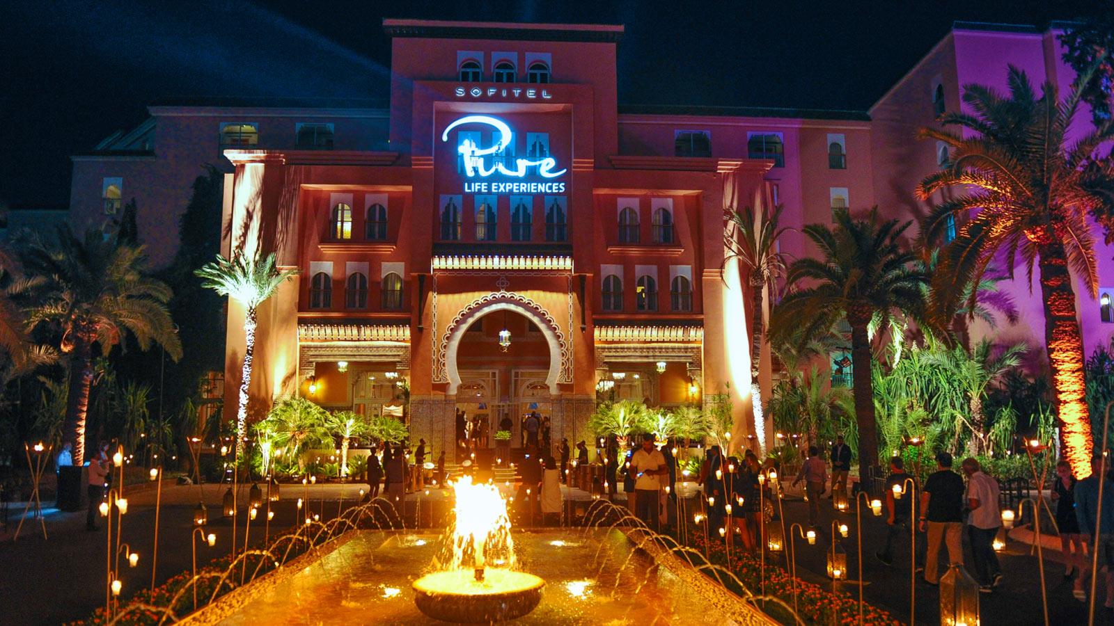 Sofitel Marrakech, Prestigious Venues, 2