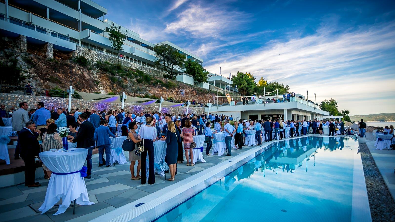 Valamar Girandella Resort, Prestigious Venues