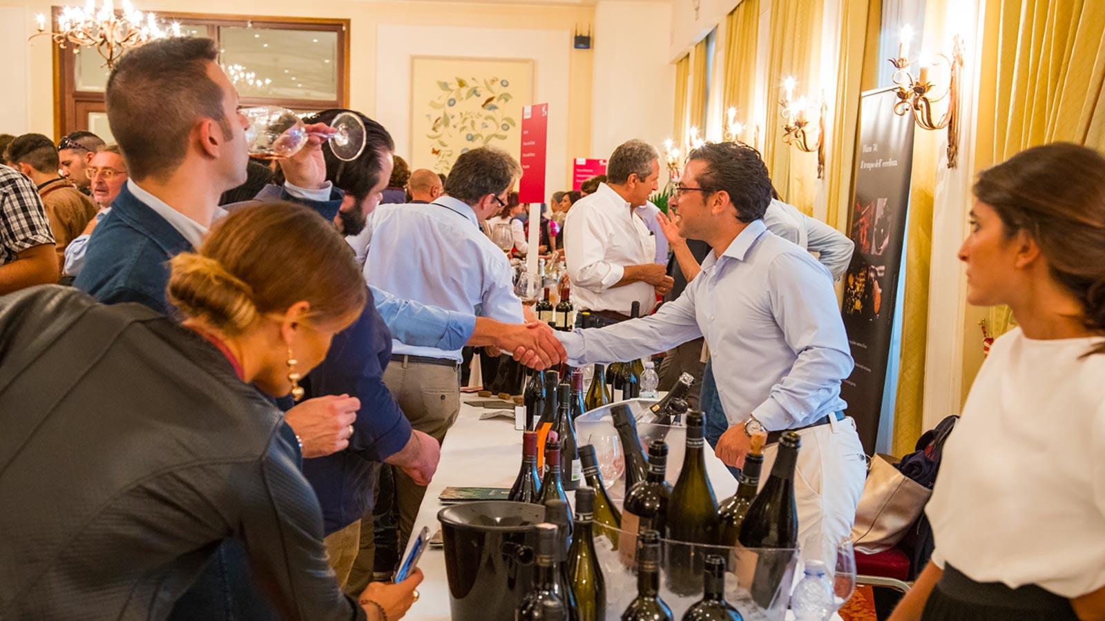 Banco DAssaggio, Wine Event, Hotel Villa Diodoro, Best Events, Prestigious Star Awards 2019