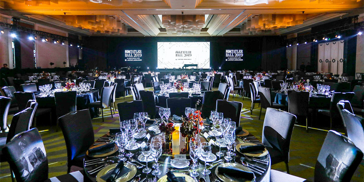 Dinner, Tatler, St Regis Shanghai, Best Events