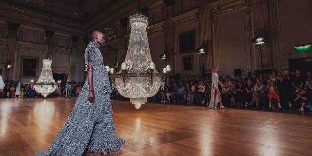 Halpern Fashion Show