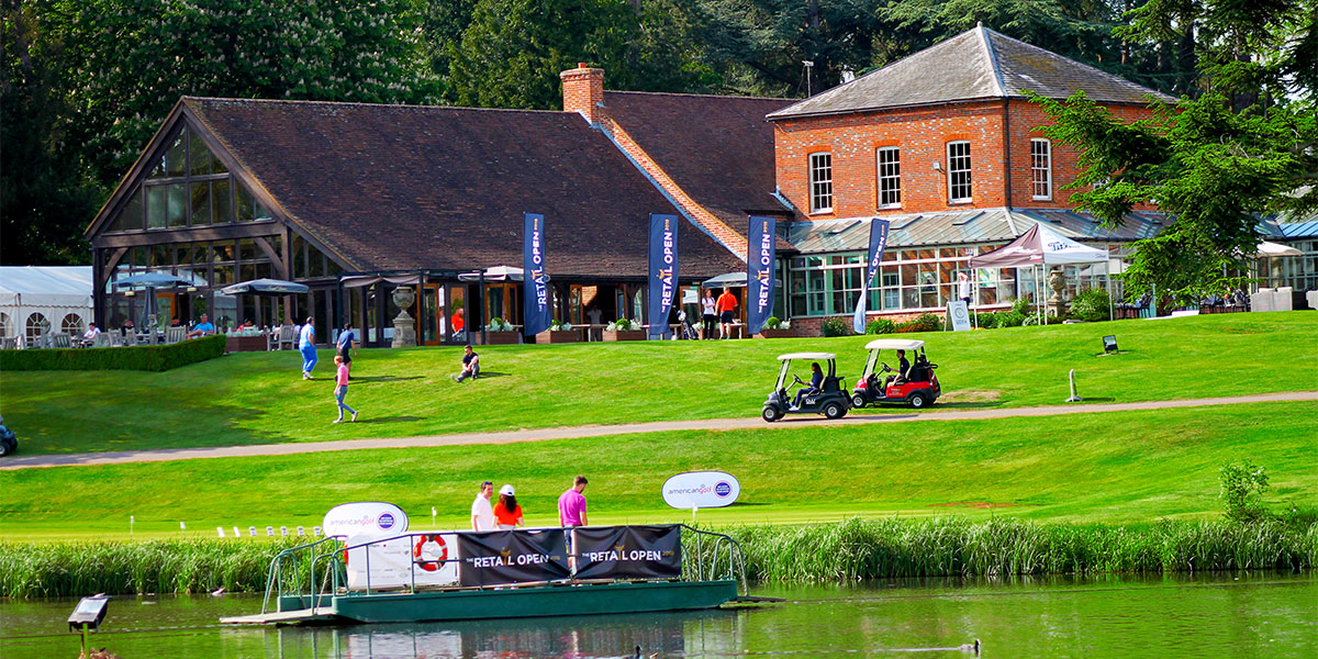 Melbourne Lodge, The Retail Open, Brocket Hall, Best Events