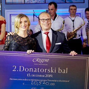 Charity Ball, Best Events, Regent Porto Montenegro, Prestigious Venues