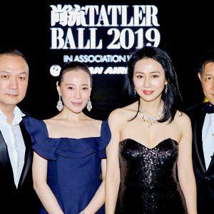 Media wall, Tatler, St Regis Shanghai, Best Events